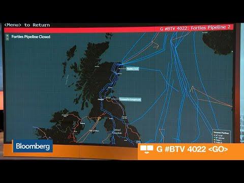 Hairline Crack Shuts Down Critical U.K. Oil Pipeline