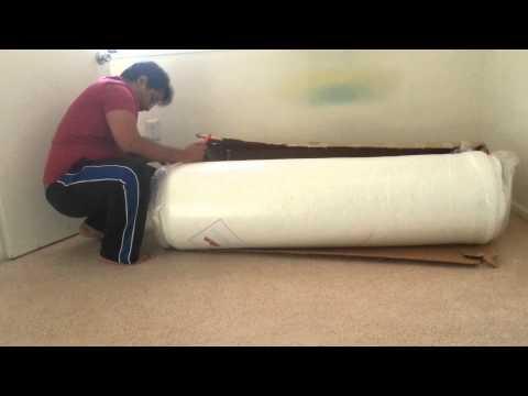DynastyMattress 10 inch CoolBreeze Gel Memory Foam Matt