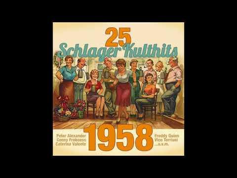 25 Schlager Kulthits: 1958 MiniMix