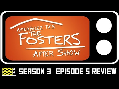The Fosters Season 4 Episode 5  w Annika Marks  AfterBuzz TV