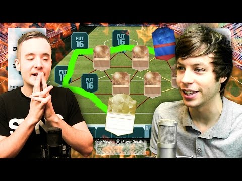 SNAKES AND CARDS!! - FIFA 16 Ultimate Team