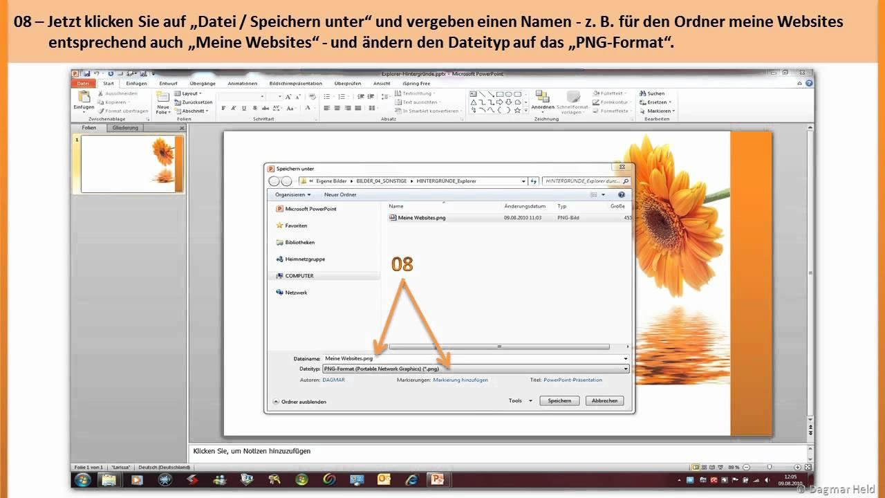 Avefolderbg Windows Ordner Hintergründe Passgenau Erstellen Mit