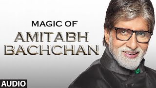 "Magic of ""Amitabh Bachchan"" 
