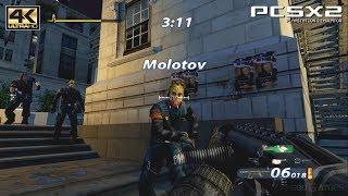 Urban Chaos Riot Response - PS2 Gameplay UHD 4k 2160p (PCSX2)