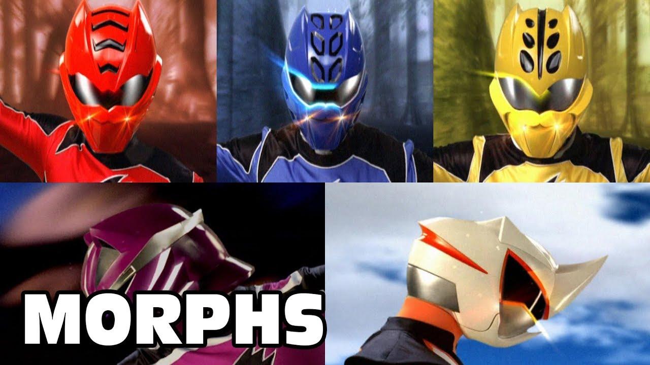 Power Rangers Ninja Storm 123movies