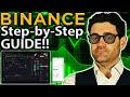 Binance: Complete Beginner's Guide + Fee DISCOUNT 📈
