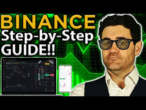 Binance: Complete Beginner's Guide + Fee DISCOUNT 📈