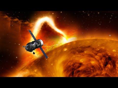 SOLAR STORM WHITE NOISE | Get Focused, Study Better, Sleep Well | 10 Hours