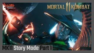 Aris Plays: Mortal Kombat 11 Story Mode [Part 1]