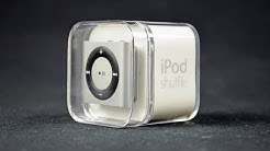 Apple iPod Shuffle (4th Generation - 2012): Unboxing & Review