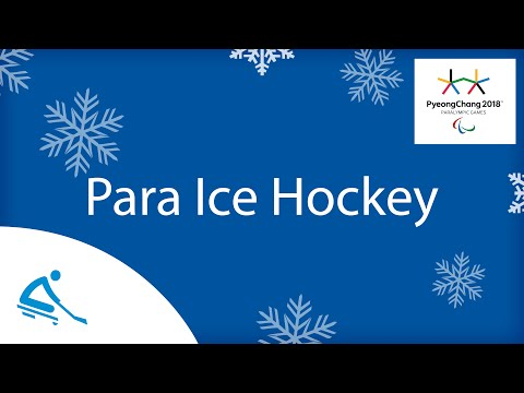 Canada v USA | Gold medal game |Ice hockey | PyeongChang2018 Paralympic Winter Games