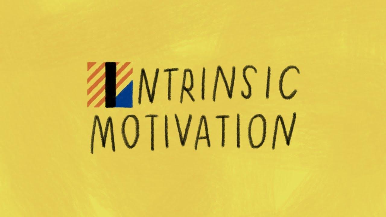 ¿Qué es la motivación intrínseca?