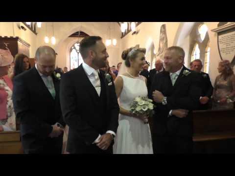 Sara and James Matthews Wedding - Buckland Hall