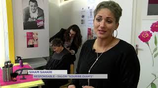 Rambouillet : Un salon de coiffure au Resto du coeur