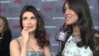 """MELISANDRE INTERVIEW Carice Van Houten """" Game of Thrones"""""""