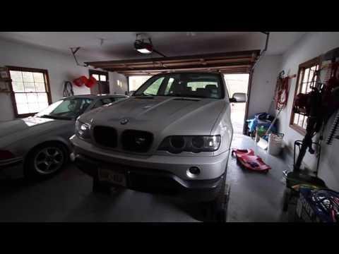 DIY BMW E53 X5 transmission & TC fluid change (applies to
