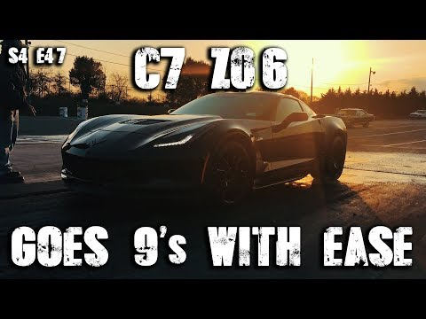 RPM C7 Z06 Goes 9's with Ease | RPM S4 E47