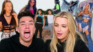 roasting youtuber coachella outfits ft james charles