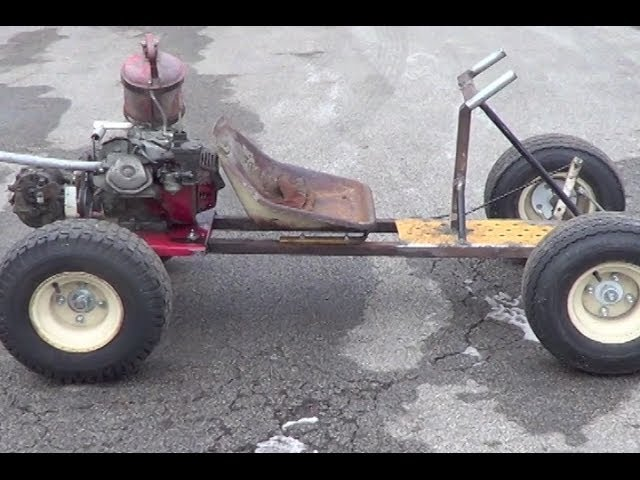 Homemade shifter kart clutch testing Download video - get video youtube