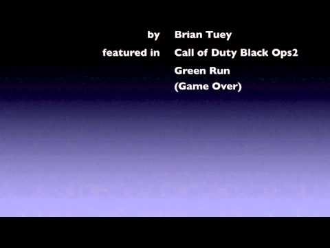Green Run Tranzit Game over song Kevin Sherwood Brian Tuey Call of Duty: Black Ops 2