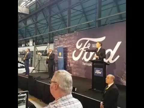 Ford Final Four Auction