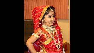 Kid's Ghoomar Padmavati Song Dance by 5 Year Old Girl!