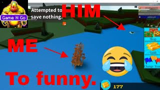 I GLICTCHED ROBLOX ONCE AGAIN.. -Build a Boat -Funny -MUST WATCH
