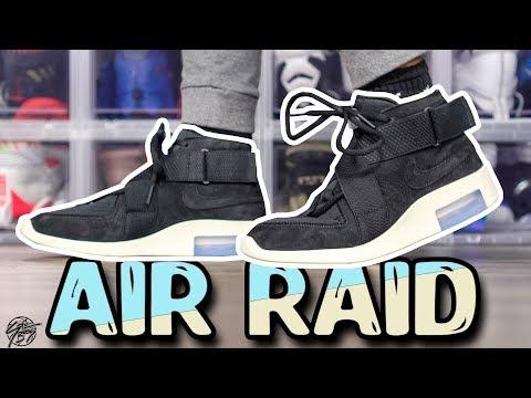 Air Fear of God Raid Review!