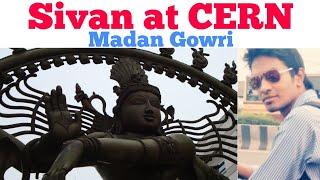 Shiva statue CERN   Tamil   Madan Gowri   MG