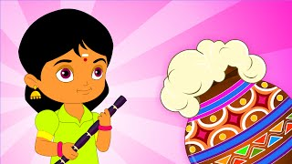 Vellai Ellam - Chellame Chellam Wishes you A Happy Pongal - Cartoon/Animated Tamil Rhymes For Kuttys