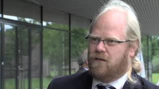 GMDS-Tagung 2015 Krefeld – interview mit Prof. Rainer Röhrig, Uni Oldenburg