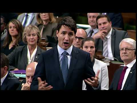 Trudeau defends decision of Finance Minister not to put personal assets in blind trust