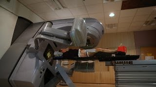 What is it like having Prostate Radiotherapy treatment?