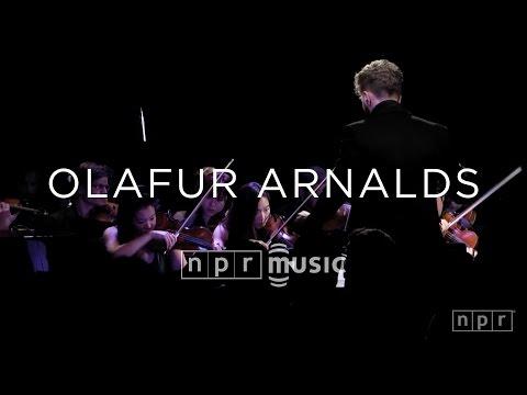 Olafur Arnalds | NPR MUSIC FRONT ROW