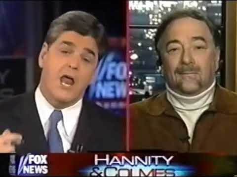 Michael Savage Interview with Sean Hannity and Alan Colmes on Fox News in 2003