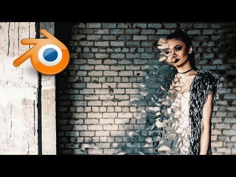 Blender Tutorial: Disintegration Effect
