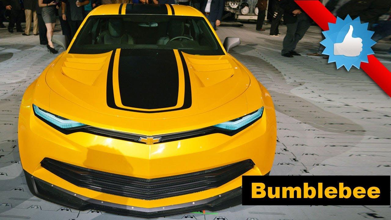 chevrolet camaro bumblebee edition transformers special. Black Bedroom Furniture Sets. Home Design Ideas