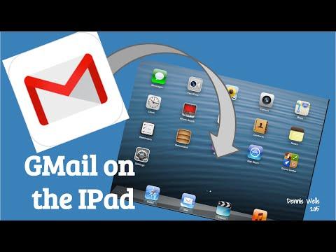 Gmail On The IPad