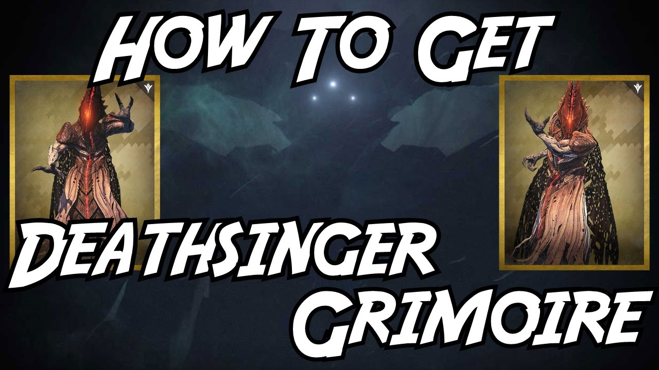 Destiny taken king how to get grimoire for the deathsingers ir halak ir anuk
