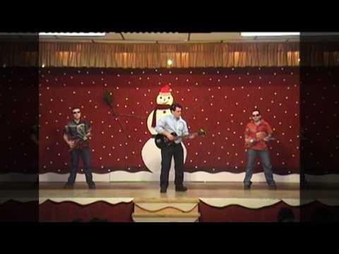 Festival de Navidad 2004 - Sufre Mamón (Seguridad Social - tributo a Hombres G)