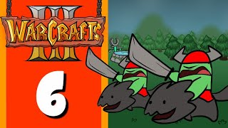 """WarCrafts 3 Ep 6 """"Raiders of the Lost Bark"""""""