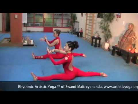 The Rhythmic  Yoga ™ is one stlye of  Artistic Yoga ™ and Integral Yoga.