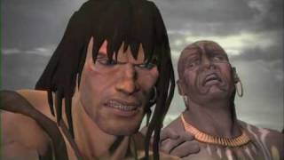 Conan Game Trailer PS3