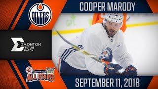 Cooper Marody | One Assist vs MacEwan Nait | Sep. 11, 2018