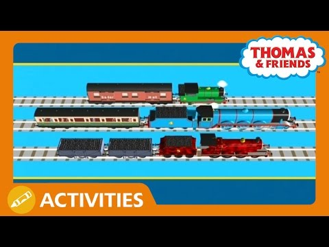 Happy or Sad Play Along - Thomas & Friends UK