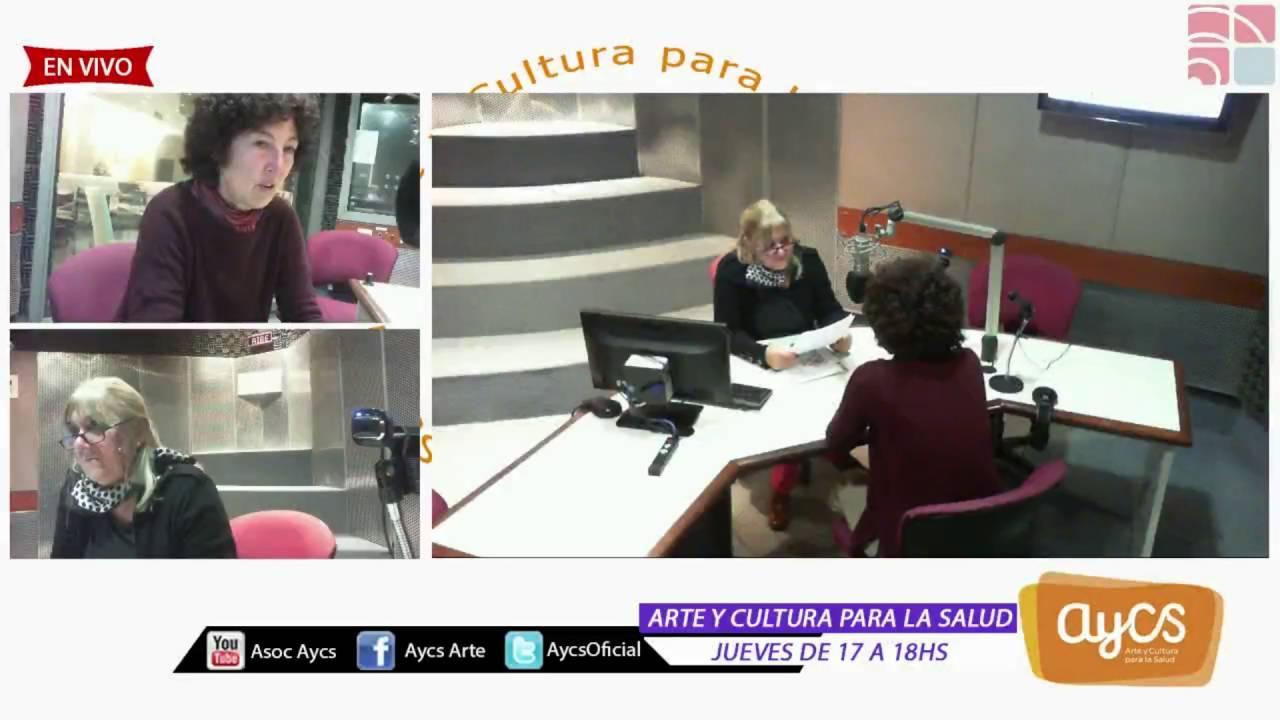 AyCS - Graciela Limardo (3/4) - 30.06.16