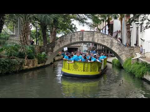 Celebrating 100 Years Of Hilton On The San Antonio Riverwalk