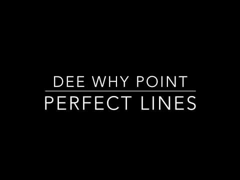 Dee Why Point Perfect Lines