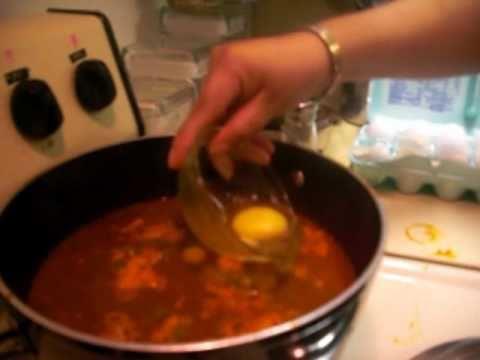 Receta de huevos ahogados con nopales guisado de nopales for Cocinar nopal