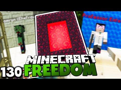 DIE VISION WIRD WIRKLICHKEIT & CAMRYN LEBT?! ✪ Minecraft FREEDOM #130 | Paluten